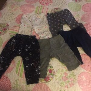 Other - Lot of baby girl pants